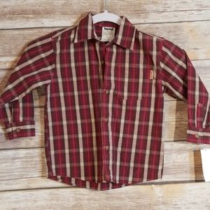 *6 for $20*  Timberland Plaid Flannel